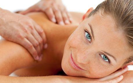 40 minutová masáž dle výběru za skvělých 157 Kč