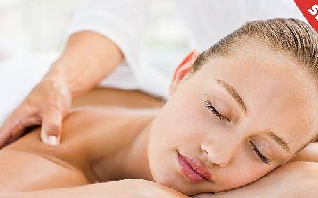 Skvělých 349kč za 30min masáž zad + 30 min ošetře...
