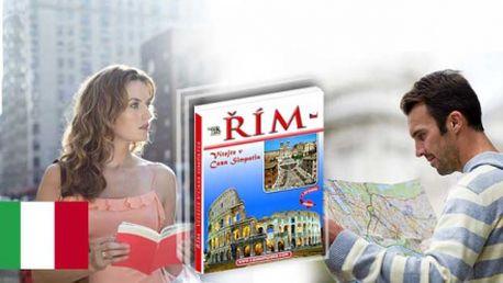 Pouhých 99 Kč včetně poštovného za průvodce Římem + 20 slev na pobyt! Navštivte Řím - jedno z nejkrásnějších měst Evropy! Jedinečná nabídka se slevou 70%!