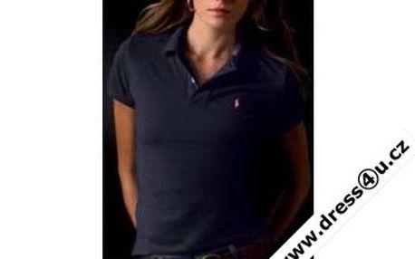 Ralph Lauren dámské Polo tričko tm.modré