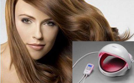 Absolutní novinka na našem trhu. Konec neustálému vypadávání vlasů, máme tu řešení! Laserové ošetření pro kvalitu a lesk Vašich vlasů. Mějte své vlasy krásnější, zdravější a pevnější.