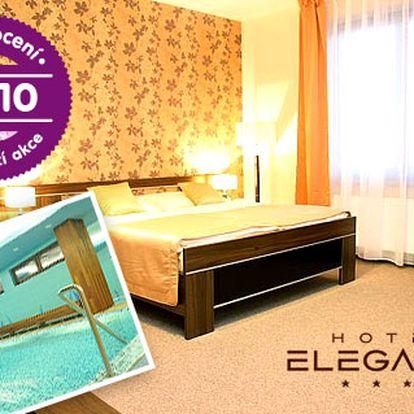 Bohatá relaxace v 3*hotelu v Jeseníkách – 3, 4 nebo 6 dní s bohatou polopenzí, vstup do hotelového bazénu