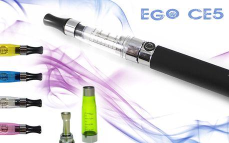 Sada elektronických cigaret eGo-CE5 V3CC