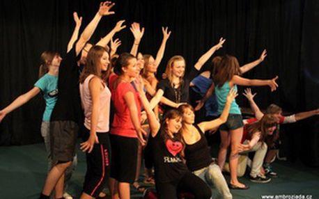 Podzimní taneční škola 2012 (24. - 28.10. 2012)
