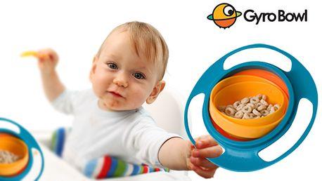 Kouzelná gyro miska pro děti