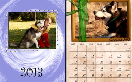 Nafocení vlastního kalendáře v Opavě a okolí! Kalendář na CD i v tištěné formě A3 - skvělý dárek pro Vaše blízké. Využijte jedinečné příležitosti a nechte si zhotovit kalendář s Vašimi fotografiemi nebo fotografiemi Vašich dětí, zvířecích miláčků či přátel - sleva 50%!