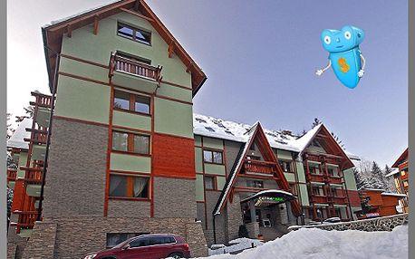 Slovensko - Velká Fatra, pobyt na 3 dny pro 2 osoby v apartmánu se snídaní, Ružomberok, Liptov! ZIMNÍ nebo JARNÍ pobyt a odpočinek na horách, překrásná příroda regionu Liptov nabízí nekonečné možnosti sportovního vyžití, relaxu a pohody. Jen 100m od Skiparku Ružomberok!!! Od nás je všude blízko: Velká Fatra, Nízké a Vysoké Tatry, Liptovská Mara, aquaparky Bešaňová a Tatralandia, to vše jen pár kilometrů! SLEVA 50%!!!
