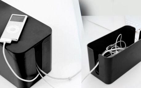 KRYT NA KABELY s 50% slevou jen za 129 Kč! Nenechte vaše kabely ovládat prostor ve vašem bytě nebo kanceláři! Ušetřete 129 Kč!