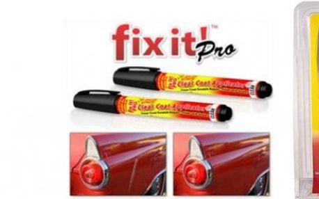 Profesionální korekční tužka Fix It PRO na poškrábaný lak automobilu u nas za 79 kč! Levně, rychle a snadno odstraníte škrábance.