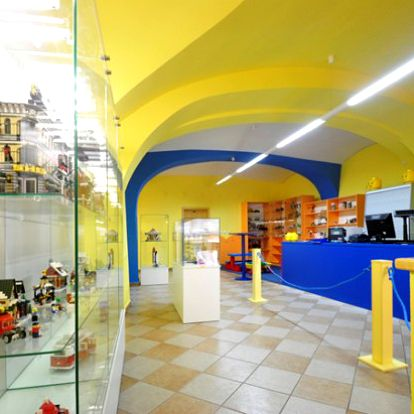 Muzeum Lega Tábor - vstup pro 2+2 se 45% slevou!
