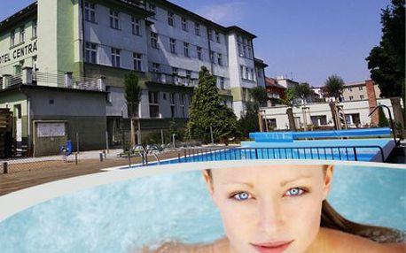 4 či 7denní pobyt! Polopenze a wellness centrum! Krásný hotel ve stylu 30. let!