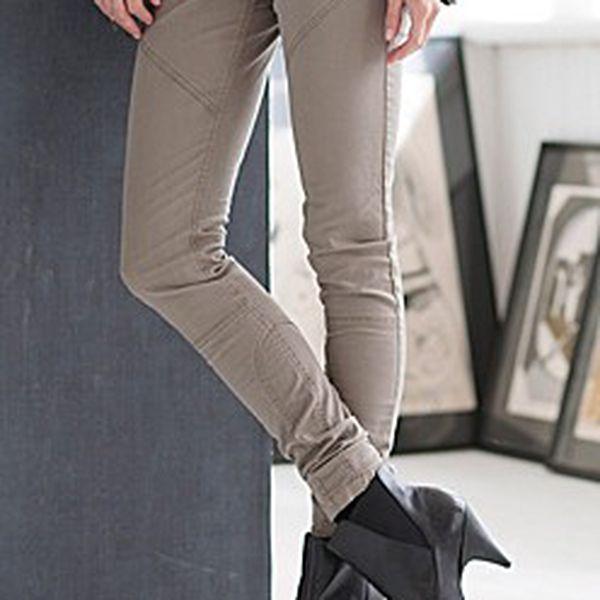 Legíny od Saint Tropez - černá, šedobéžová & khaki
