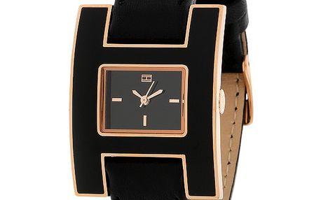 Dokonale stylové hodinky TOMMY HILFIGER. Šperk pro Vaše zápěstí.