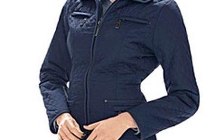 Bunda/kabátek. Prošívaný model s lehkou vložkou.