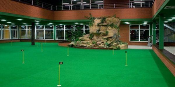 Nebaví vás platit vysoké vstupné do golfových indoor center? Využijte 41% slevu a získejte 10 vstupů do golfového indooru Sportcentra Step za super cenu. Dopřejte si zimní golf a zároveň výrazně ušetříte.