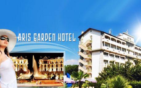 Prežite neopakovateľné 3 dni v úžasnom RÍME! Len za 137 Eur sa môžete v dvoch ubytovať v 4* hoteli Aris Garden vrátane bohatých raňajok formou bufetu a denného využitia fitness a wellness! Poukaz platí 3 roky!