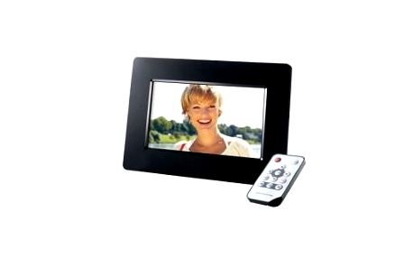 """Krásný LCD fotorámeček Intenso 7"""" PhotoAgent"""