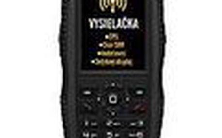Mobilní telefon Evolve GX801B. Maximální výbava, maximální odolnost a outdoorový design.