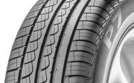 Pneumatiky Pirelli P 7 205/50 R16 87 W. Absorbují boční síly a tím zvyšují přilnavost vzatáčkách.