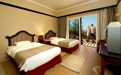The Grand Hotel Sharm el Sheikh, Ras Um El Sid, 7 dní za 549 Eur