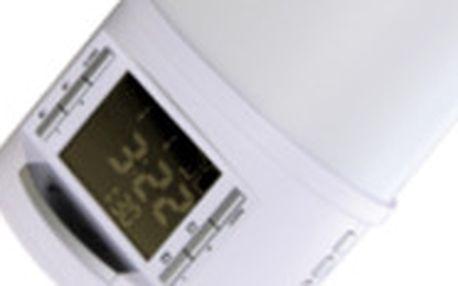 3v1 budík, lampička, FM rádio. Ideální řešení pro vaši ložnici nebo dětský pokoj