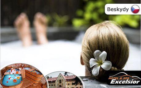 Bohatá 3denní relaxace s vinnou či pivní lázní a neomezeným wellness pro dva.