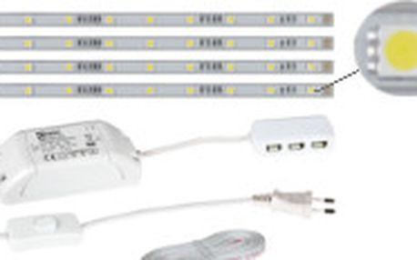 LED dekorační osvětlení - teplá bílá. Osvětlení např. pod kuchyňskou linku nebo do interiéru