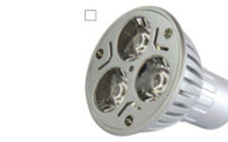 Sviťte levně ve své domácnosti. LED žárovka s příkonem jen 4W.