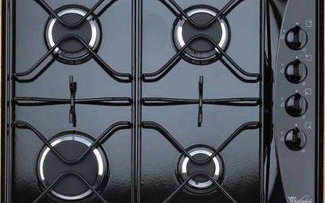 Samostatná plynová varná deska WHIRLPOOL s moderními bezpečnostními prvky.