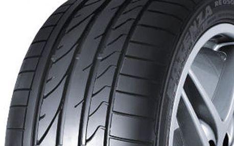 Vynikající letní pneumatiky Bridgestone. Rozměry: 225/45 R18 95 W XL FR