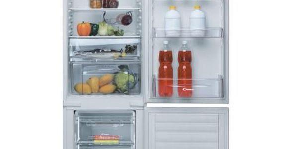 Kombinovaná vestavěná chladničkaCandy CFBC 3180 EE. TURBO COLD systém. 6953 Kč sleva!