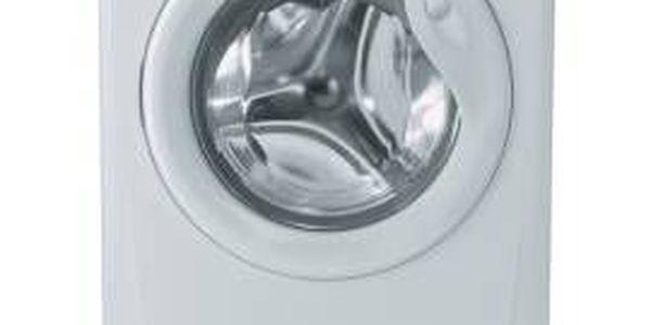 Pračka CANDY GO4 106 dF s rozšířenou zárukou 10 na buben pračky.
