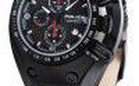 Funkcemi nabité pánské hodinky Police Sidewinder. Elegance, styl a luxus.