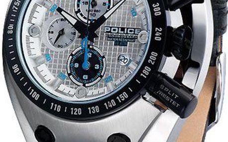 Sportovní analogové pánské i dámské hodinky Police Sidewinder