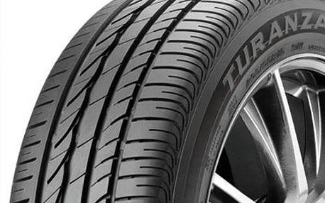 Letní pneumatika zaměřená na komfort Bridgestone ER300 Rozměry: 215/45 R17 87 W