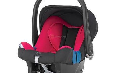 Autosedačka Romer BABY-SAFE plus 2 ELENA s možností polohování a ochranou proti bočnímu nárazu.