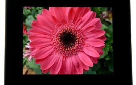 Digitální fotorámeček s vysokým (HD) rozlišením 800x600px, 4:3Braun DigiFrame 7030