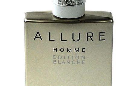 Exkluzivní deodorant pro muže Chanel Allure Edition Blanche 100ml deodorant