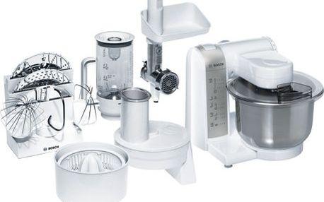 Špičkový kuchyňský robot Bosch MUM4856EU