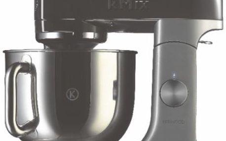 Kuchyňský robot s ochranným víkem Kenwood KMX 54 černý