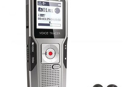 Kvalitní diktafon PHILIPS Digital Voice Tracer 3500