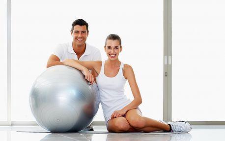 Den plný fitness, wellness a relaxace. 1 vstup + 1 zdarma!
