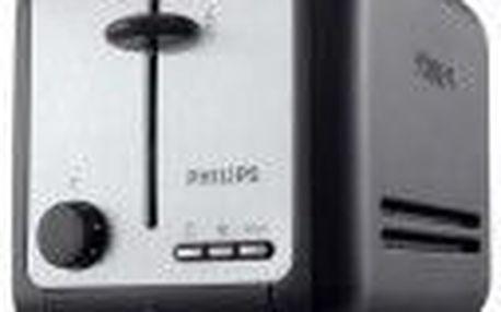 Topinkovač Philips HD 2627/20. 7 stupňů opékání, integrovaný rozpékač pečiva