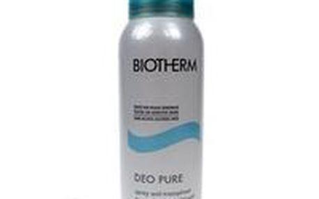 Biotherm Deo Pure Antiperspirant Spray 125ml. Antiperspirační sprej bez alkoholu.
