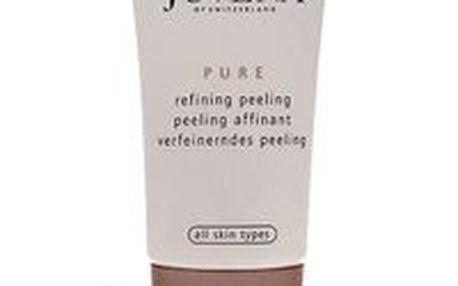 Jemný krémový peeling pro všechny typy pleti Juvena Pure Refining Peeling 50ml
