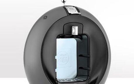 Kávovar Krups KP 5000 Dolce Gusto. Magnetický držák kapslí, exlusivní systém kapslí