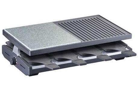 Steba RC 58 - gril 1 deska/láva kámen -raclette -lávový gril pro grilování a pečení