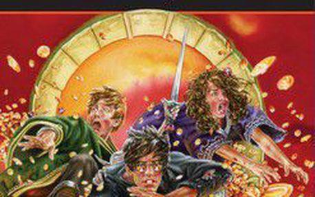 Joanne K. Rowlingová: Harry Potter and the Deathly Hallows