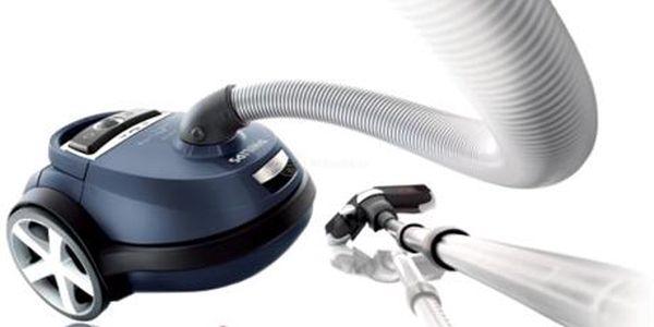 Designový vysavač Philips FC 9170/01 Performer s ověřenými maximálními hygienickými standardy.