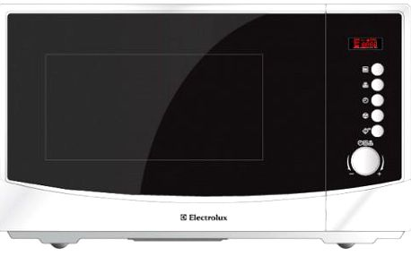 Kvalitní mikrovlnná trouba Electrolux EMS 20400 W